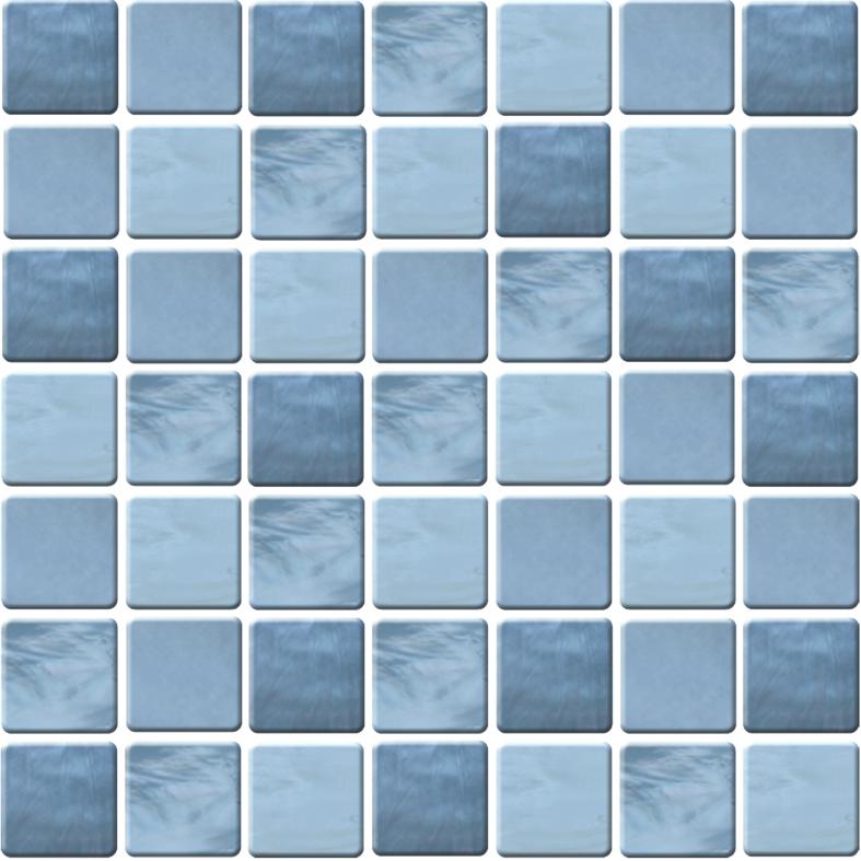 mosaik blau fliesenaufkleber set wand akzente. Black Bedroom Furniture Sets. Home Design Ideas